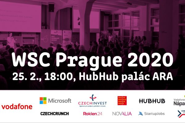 Praha se stala partnerem Women Startup Competition Prague 2020