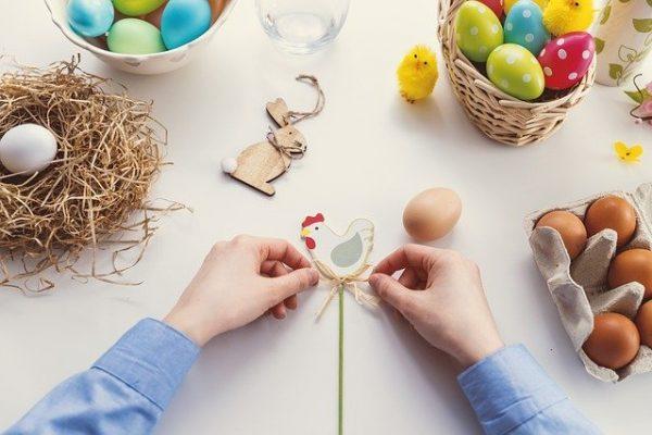 Velikonoční zboží je možné prodávat