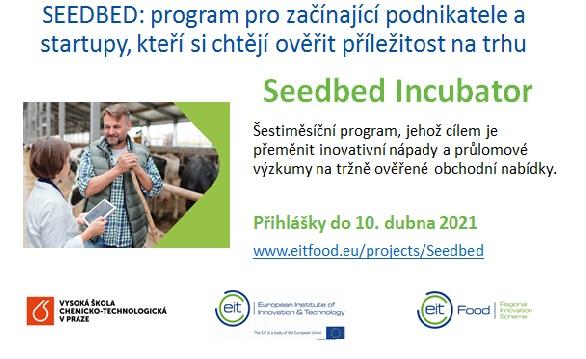 SEEDBED: vyhlášený program