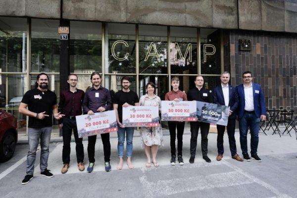 Pražský inovační maraton #NakopniPrahu zná svého vítěze