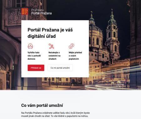 O kulturní dotace půjde zažádat prostřednictvím Portálu Pražana